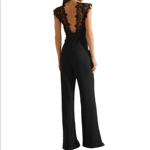 NWT Theory Zuzanna Lace jumpsuit romper pants